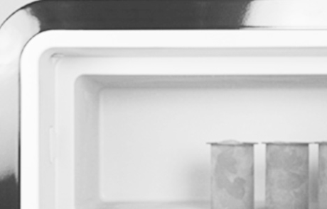 Kühlschrank Retro Schwarz : Vintage industries retro kühlschrank in verschiedenen farben