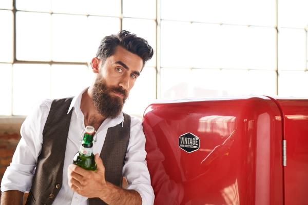 Retro Kühlschrank Union Jack : Vintage industries retro kühlschrank in verschiedenen farben